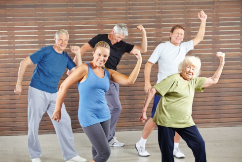 Senior Health: Simple Exercises Older Adults Can Do at Home