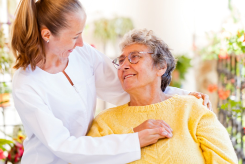 Dementia Patients: How to Get Their Attention
